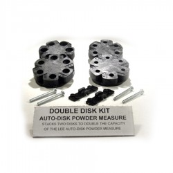 LEE Double Disk Kit per...